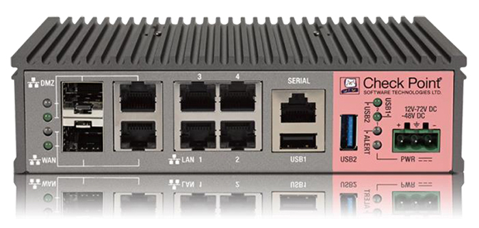 check point 1200r rugged appliance