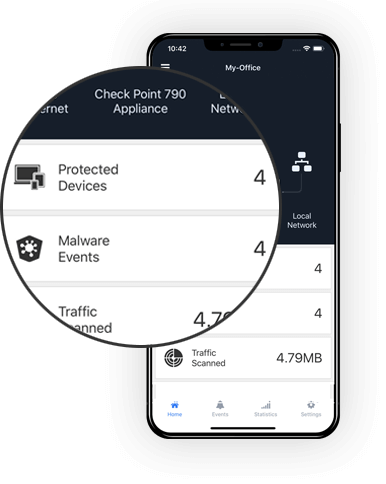 Check Point WatchTower Security Management App