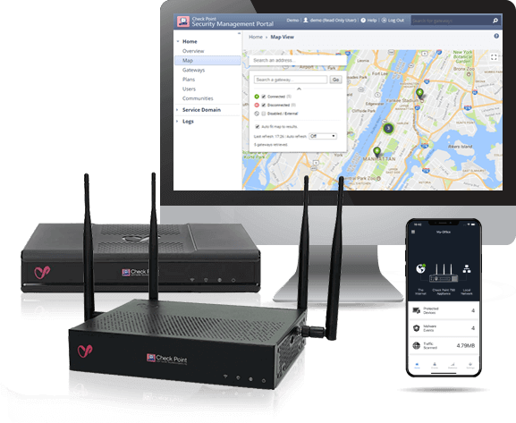 Check Point 1550 Security Appliance