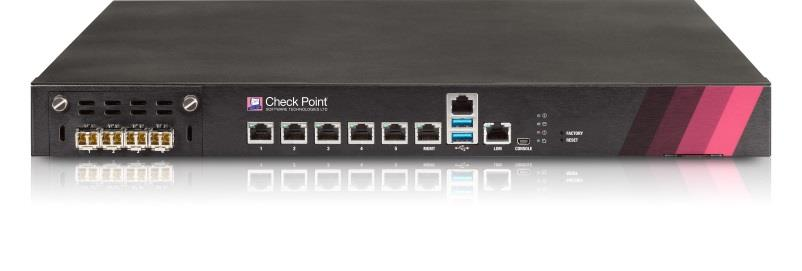 Check Point 5200 Security Appliances