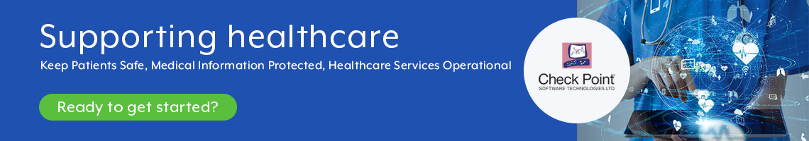 Check point Healthcare Banner