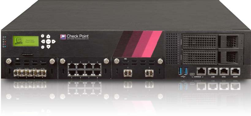 Check Point 15600 Security Appliance